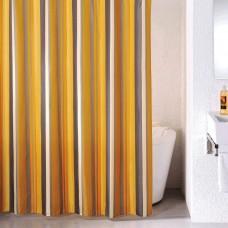 Штора для ванной Milardo Quiet Stripe